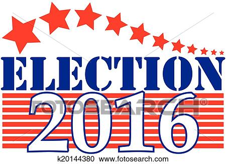 clipart of election 2016 graphic k20144380 search clip art rh fotosearch com election day 2015 clipart election day clipart free
