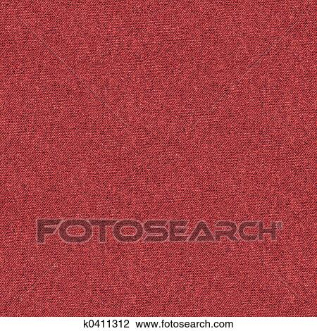 Banque de photo moquette rouge seamless k0411312 for Moquette rouge texture