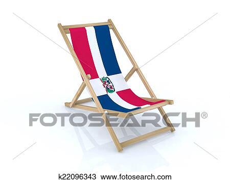 strandstol i tre
