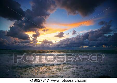 图片- 有暴风雨, 风景