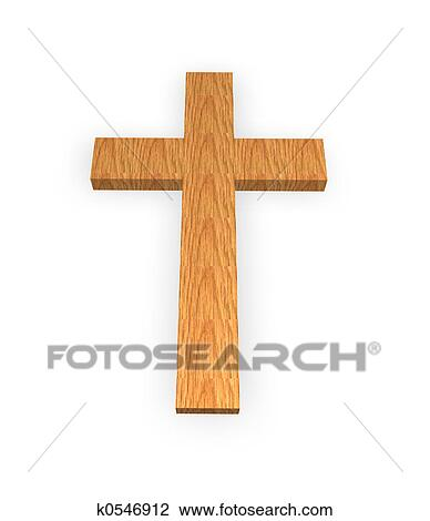 Clip Art of holy cross k0546912 - Search Clipart ...