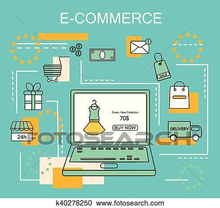 e commerce and internet marketing