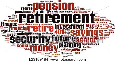 retirement word
