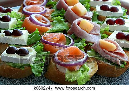 Закуски для шведского стола рецепты фото