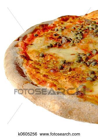 Пицца с моцареллой рецепт с фото пошагово