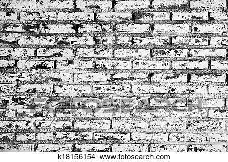 Disegno muro di mattoni