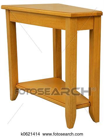 Stock foto ahorn beistelltisch k0621414 suche for Beistelltisch ahorn