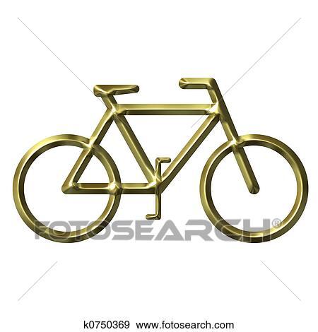 金色, 自行车