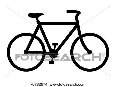 Bicycle Illustrations and Clipart. 7,037 bicycle royalty free ...