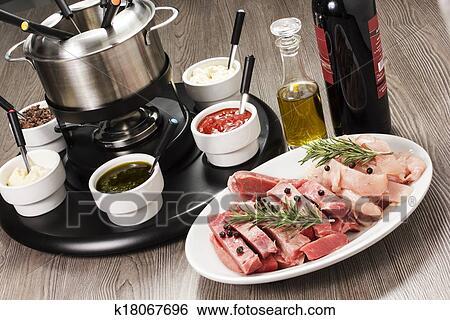 Мясное фондю рецепты с фото