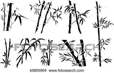 Drawing Bamboo