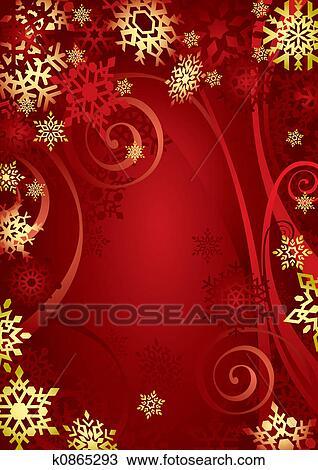 zeichnung weihnachten schneeflocken illustration. Black Bedroom Furniture Sets. Home Design Ideas