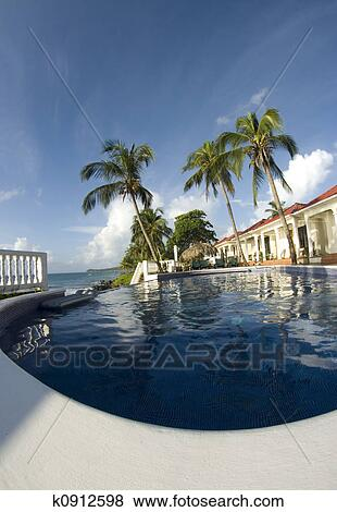 Pictures Of Infinity Swimming Pool Nicaragua K0912598