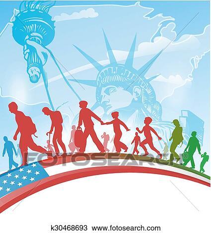 Immigration Clip Art – Cliparts