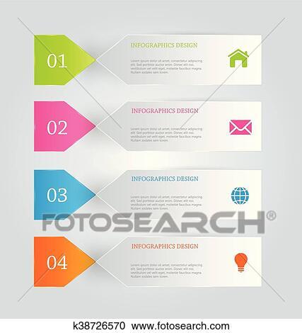 Infographics templates of eiti