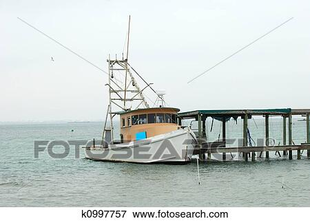 Picture of fishing boat in corpus christi texas k0997757 for Fishing in corpus christi texas
