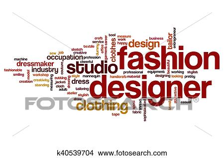 Drawings of Fashion designer word cloud k40539704 Search Clip Art