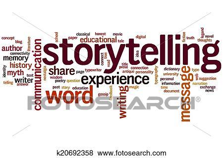 Storytelling Clipart