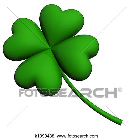 Four leaf clover Illustrations and Clip Art. 1,918 four leaf ...