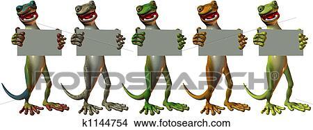 Disegni toonimal geco k1144754 cerca illustrazioni for Disegno geco