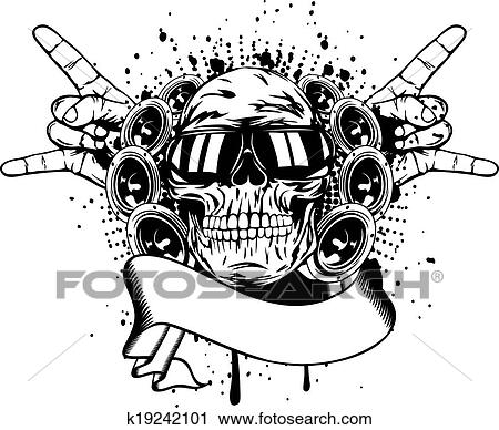 Unique Tribal Wings Cross Tattoo Design furthermore Hello Kitty Skeleton Laptop Car Truck Vinyl Decal Window Sticker Pv463 further 305189312222816180 besides Sugar Skull Coloring Pages as well How To Choose Unique Tribal Tattoo. on scary gothic skull shirt
