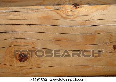 木制的结构