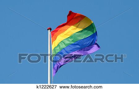 图片- 彩虹, 旗
