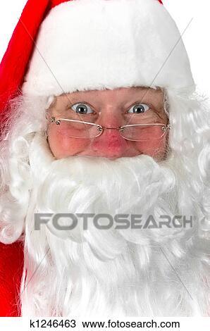 圣诞老人 放大图片