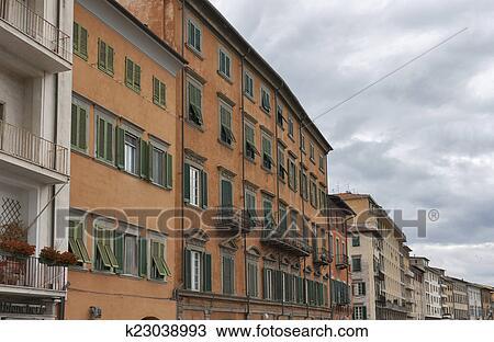 Casa banca di Pisa