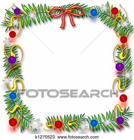 zeichnung weihnachten sammelalbum rahmen k1270523. Black Bedroom Furniture Sets. Home Design Ideas