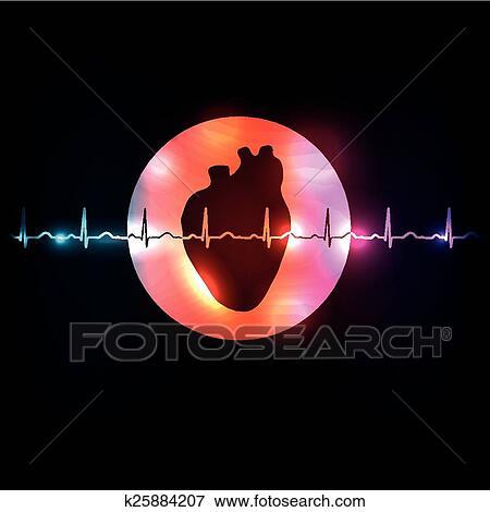 Normal Heart Beat Clip Art – Cliparts