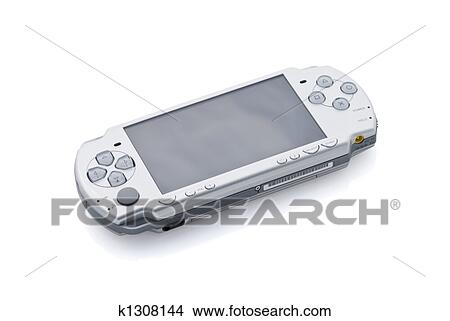 Stock Photo of Playstation portable psp k1308144 - Search Stock ...