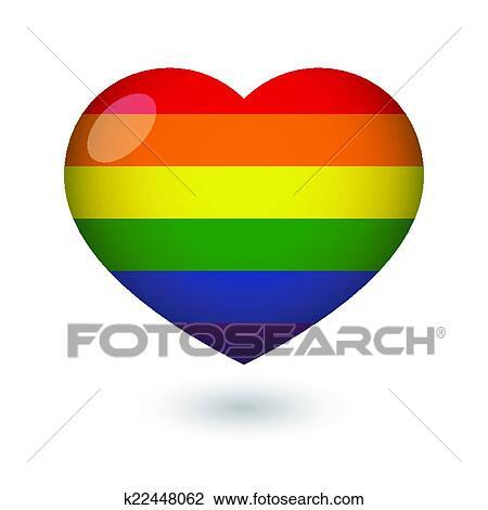 Gay graphic pride