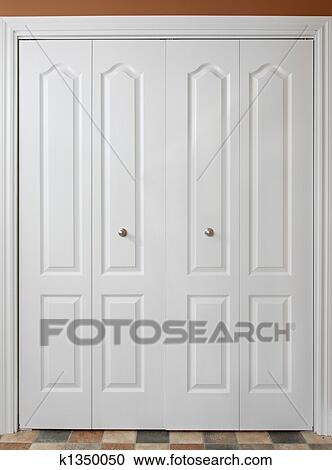 Stock Photography Of Closet Door K1350050