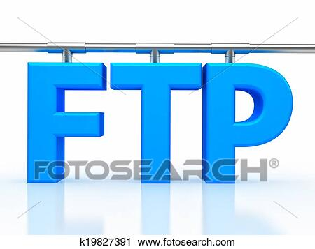 File Transfer Protocol Clip Art