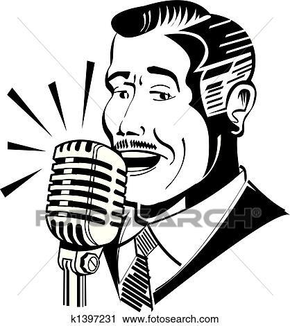 Radio Clip Art EPS Images. 29,670 radio clipart vector ...