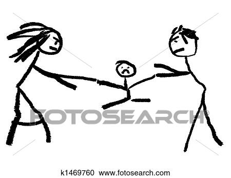 stock illustrations of divorce k1469760 search clipart rh fotosearch com divorce party clip art Divorce Clip Art Black and White