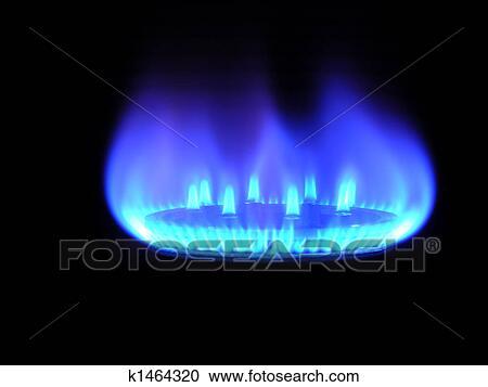 Banco de fotograf as gas natural k1464320 buscar fotos for Imagenes de gas natural