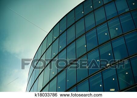 Banque d 39 images architecture moderne dans londres for Architecture moderne londres