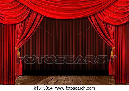 Stock foto dramatisch rot alt gestaltet elegante for Elegante wandbilder