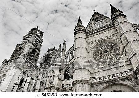 图吧- 哥特式大教堂图片