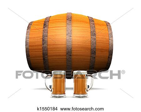 Beer Barrel Drawing Drawing Beer Barrel And