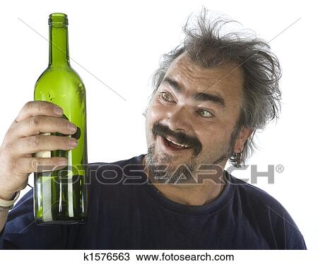 Stock Photo of Alcohol abuse k1576563 - Search Stock Images,