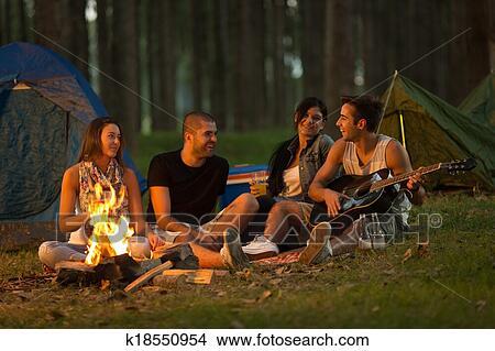 В лесу фото студенты 6100 фотография