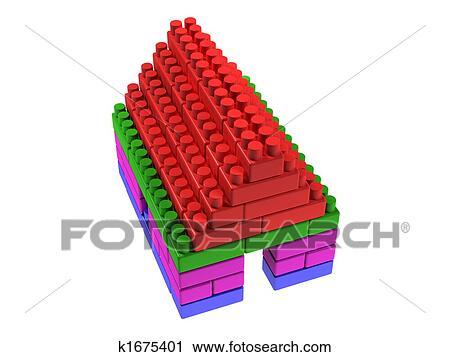 Afbeeldingen Lego Blokjes Gekleurde Lego Blokjes