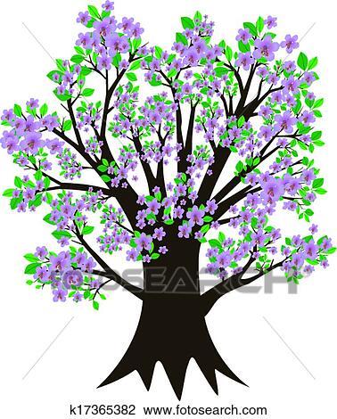剪贴画 - 树图片