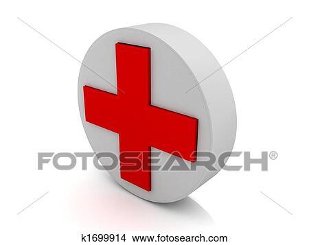 Zeichnungen - rotes kreuz, symbol k1699914 - Suche Clip Art ... | {Rotes kreuz symbol 23}