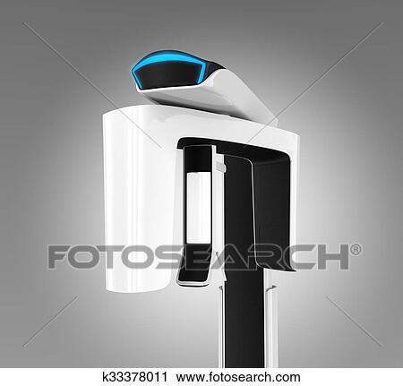 Clipart - dentaire, CBCT, à, lumière bleue. Fotosearch - Recherchez des Clip Arts, des Illustrations, des Dessins et des Images Vectorisées au Format EPS