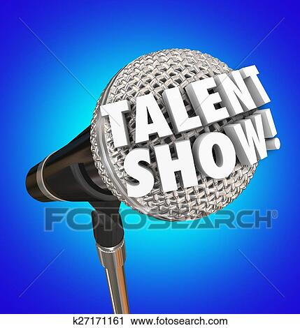 Talent Show Winner Clipart