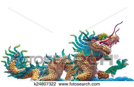 Banque de photo dragon chinois k24807322 recherchez - Photo de dragon chinois ...